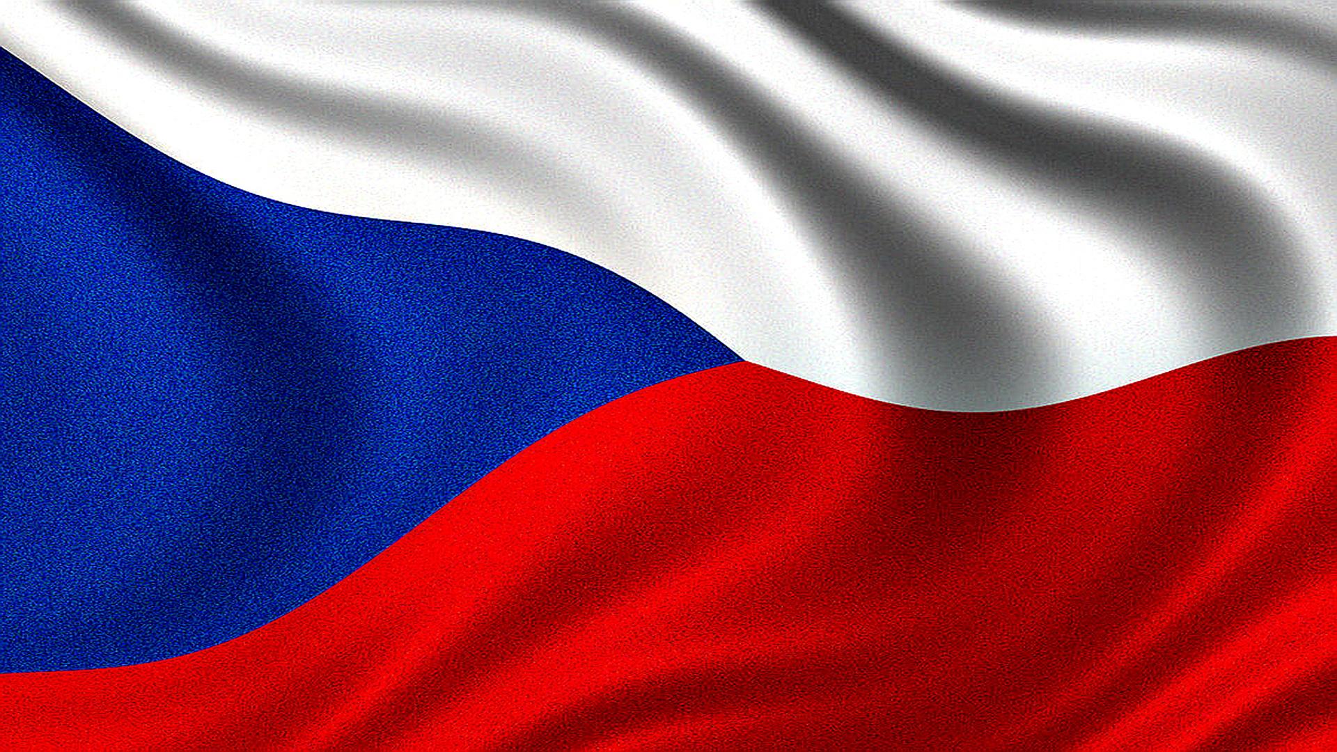 Флаг Чешская Республика